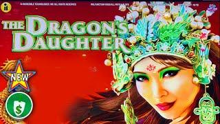 •️ New - The Dragon's Daughter slot machine, bonus
