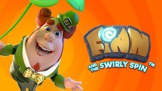 Finn and the Swirly Spin• - NetEnt