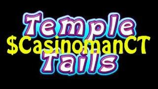 **Good Win!** Temple Tails - Aristocrat Slot Machine Bonus
