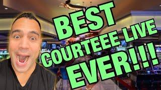 ⋆ Slots ⋆ $500 Live slot play for my CourtEEE family was ON FIRE ⋆ Slots ⋆ @ Hard Rock Sacramento!!
