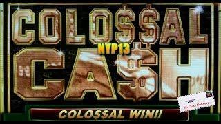 •NEW DELIVERY• Ainsworth | Colossal Cash Slot BIG WIN Bonus