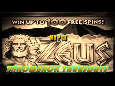 WMS - Zeus Slot Bonus
