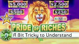 •️ New - Pride of Riches slot machine, Bonus