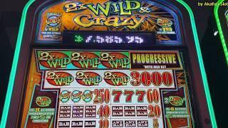 2x WILD Crazy $1 Slot @ San Manuel Casino