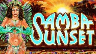 Watch Samba Sunset Slot Machine Video at Slots of Vegas