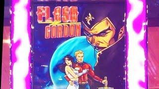 ++NEW Flash Gordon slot machine, #G2E2015, Lightning
