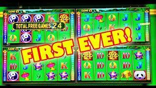 FIRST EVER MID-GAME EXECUTIVE DECISION! -- New Slot Machine Bonus Videos