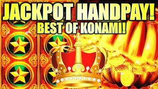 ★ Slots ★JACKPOTS & HUGE WINS!★ Slots ★ BEST OF KONAMI (PART 1) Slot Machine