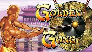 Golden Gong Slot - NICE SESSION, ALL FEATURES!