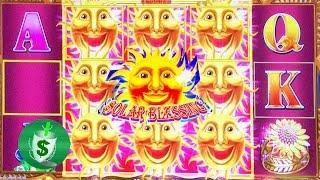 ++NEW Solar Blessing slot machine
