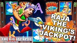 •️FINALLY! •️Irving the Viking Jackpot •️ BONUS WIN$ | The Big Jackpot