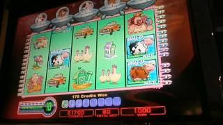 Planet Moolah Slot Machine Bonus Mirage Las Vegas
