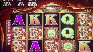 5 TREASURES Slot Machine - Fantastic Big Win - Pot During Bonus - Similar 88 Fortunes