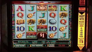 IGT Bombay nice bonus 03 Jackpot Baby! • Slots N-Stuff