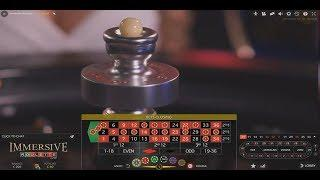 £700 Vs Live Slots Roulette 7th Time Lucky?