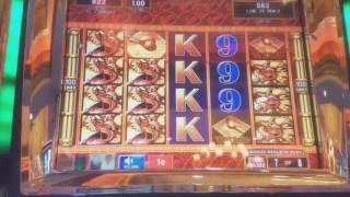 Tuesday night at Thunder Valley Casino