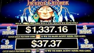 Jackpot Catcher Slot - Progressives - NICE SESSION!