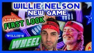 •GIVEAWAY•WILLIE NELSON Slot • How Do I Look? • BCSlots