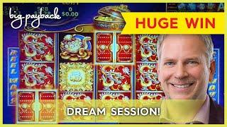 BETTER THAN JACKPOT! 5 Treasures Slot - DREAM SESSION, COMPLETE SESSION!!