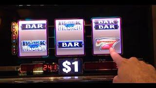 Black Diamond Redemption? •LIVE PLAY• Slot Machine Pokie at San Manuel, SoCal