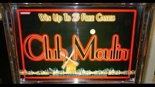 Club Moulin Slot Bonus - Konami