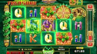 Jade Treasure slots - 750 win!
