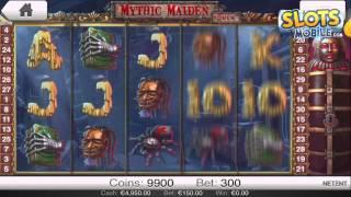 Mythic Maiden Mobile Slot