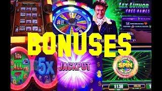 A Collection of Slot Machine Bonus Rounds and Huge Wins Vol. 3
