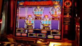 5 Scroll Feature on Reel King £500 Jackpot B3 Fruit Machine