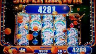 Mystical Unicorn Slot Machine Bonus + BIG Line Hit - 10 Free Games Win with Stacked Premiums (#2)
