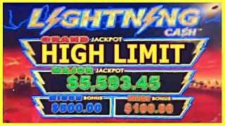 • HIGH LIMIT • LIGHTNING LINK • EZ Life Slot Jackpots