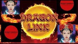 DRAGON LINK Bonus ~ STAMPEDE POWER: BUFFALO JACKPOTS Free Spins ~ Live Slot Play @ San Manuel
