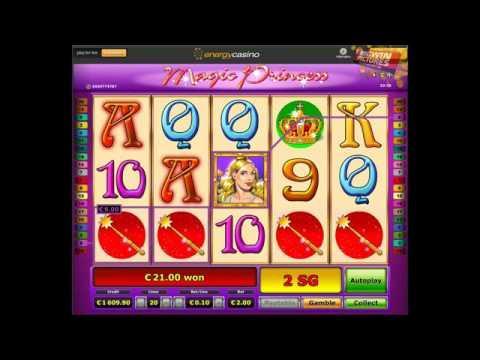 Magic Princess Slot - 30 Free Games!