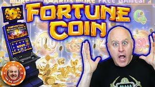 •GOLDEN COIN SHOWER! •Minor Fortune Coin Win! •| The Big Jackpot