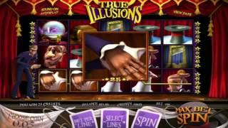 Free True Illusions Slot by BetSoft Video Preview | HEX