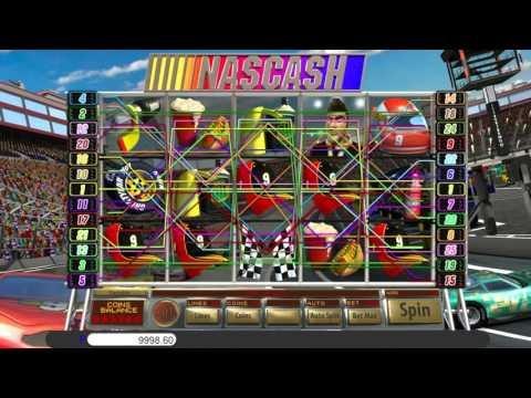 Free Nascash slot machine by Saucify gameplay ★ SlotsUp