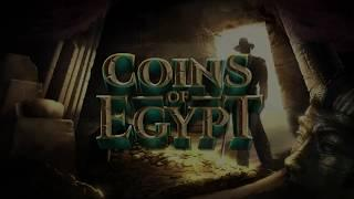 Coins of Egypt• - NetEnt