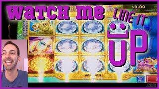 • Dawn of the Andes is BACK! •  Watch me Play! • Slot Machine Pokies w Brian Christopher