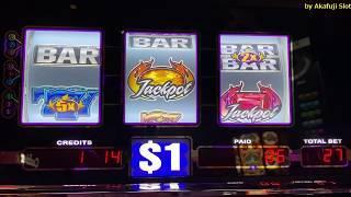 Blazin GEMS - Hand Pay @ San Manuel Casino