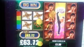 Bruce Lee Bonus Super Big Win