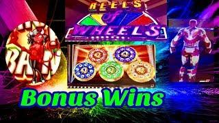 •BIG WIN• SLOT MACHINE BONUSES• SLOT TRAVELER • PJ SLOTS • LIVE PLAY IN ATLANTIC CITY!