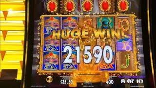 •GENIE'S POWER !•50 FRIDAY 38•Fun Real Slot Live Play•Dragon's Way/88 Fortunes/Fort Knox Cleo Slot•