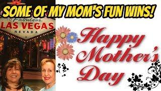 HAPPY MOTHER'S DAY-MY MOM'S FAVORITE WINS!