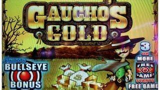 BIG WIN!  GAUCHO'S GOLD & HOT HOT HABANERO SLOT MACHINE by BALLY