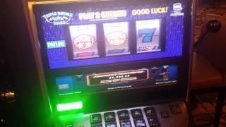 Triple Double Stars Slot Jackpot! Triple Double Stars Slot Machine Jackpot!