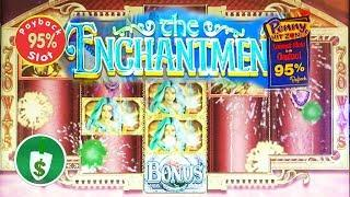 The Enchantment 95% payback slot machine, bonus