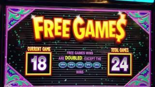 Double Diamond 9 lines mega Jackpot Big Win $$$
