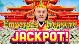 ⋆ Slots ⋆ Dollar Storm Strikes with Orbs and Free Games ⋆ Slots ⋆ Max Bet Emperors Treasure Jackpot!