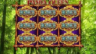 Panda Queen Slot - NICE SESSION, ALL FEATURES!