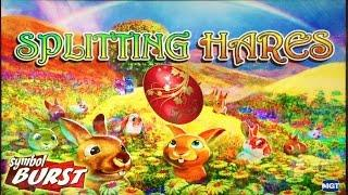 Splitting Hares Slot Machine, Floppy Ears For The Season
